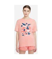 camiseta nikecourt feminina