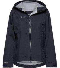 letto lady jkt outerwear sport jackets blå bergans