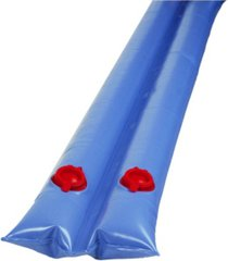 blue wave sports 10' double water tube for winter pool cover - 5 pack