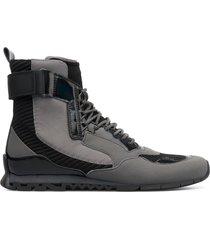 camper lab nothing, sneakers hombre, negro/gris, talla 46 (eu), k300264-001