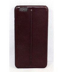 new cole haan leather pinch case for apple iphone 6 plus port royale