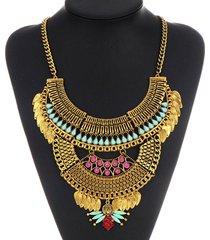 collar dorado sasmon cl-10464