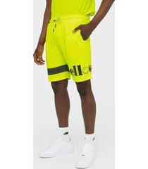 ellesse el tallegro shorts neon yellow