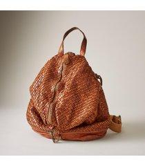 eureka woven backpack