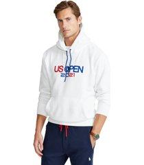 polo ralph lauren men's us open performance graphic hoodie