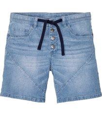 shorts lunghi regular fit (blu) - rainbow