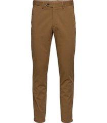 danwick trousers chino broek bruin oscar jacobson
