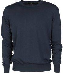 fay round neck sweatshirt