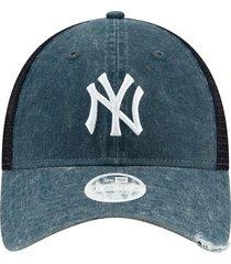 gorra 920 new york yankees washed- new era