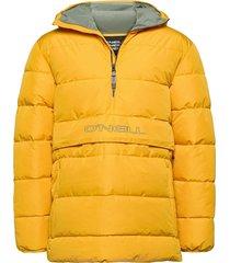 lm original anorak jacket outerwear jackets anoraks geel o'neill