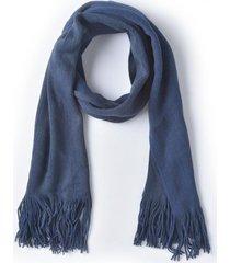 bufanda básica azul ferouch