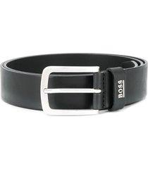 boss slim belt - black