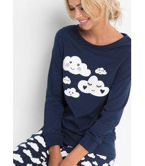 pyjama van biologisch katoen (2-dlg.)