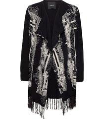 jers oslo kimonos svart desigual