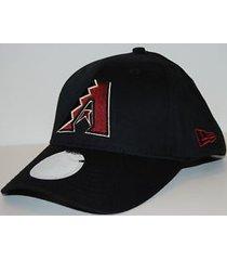 arizona diamondbacks logo new era adjustable osfm cap/hat