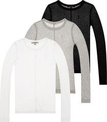 'francesco' t-shirt three-pack
