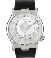 reloj mulco para mujer - couture nyc  mw-5-2013-221