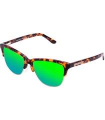 gafas de sol hawkers carey emerald classic x mujer - carey