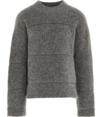 jacquemus le maille albi sweater