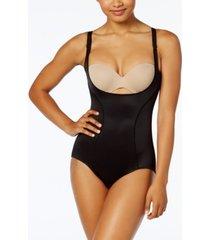 maidenform women's firm control ultimate instant slimmer open bust body shaper 2656