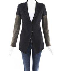 brunello cucinelli cotton suede blazer jacket