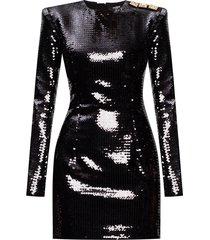 sequinned jurk