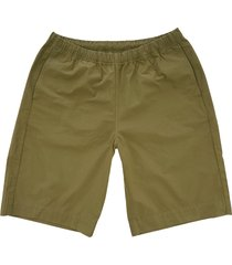 ps by paul smith men's shorts - military green 699p-a20311 35