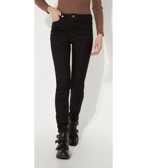 jeggings push up con zip