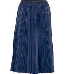 darina knälång kjol blå max&co.