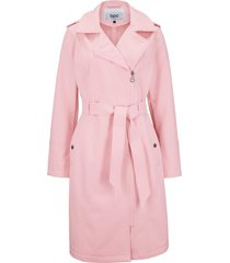 giacca in softshell stile trench (rosa) - bpc bonprix collection