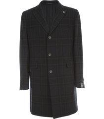 classic coat w/patch