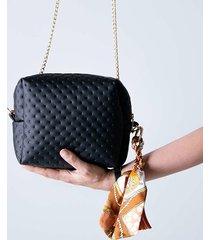 torebka czarny kuferek