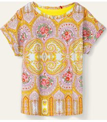 oilily tatoma t-shirt- lila