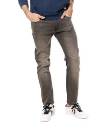 pantalón gris dc shoes worker skinny