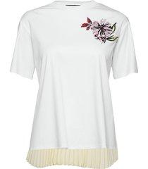 ercole t-shirts & tops short-sleeved vit sportmax code