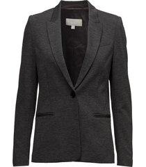 roseau blazer colbert grijs inwear