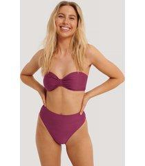 na-kd swimwear bikinitrosa - purple