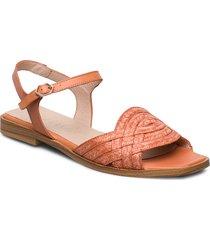 a-1402 shoes summer shoes flat sandals brun wonders