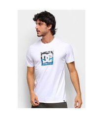 camiseta dc shoes double down masculina