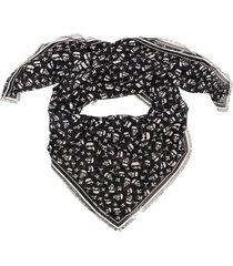 karl lagerfeld scarf