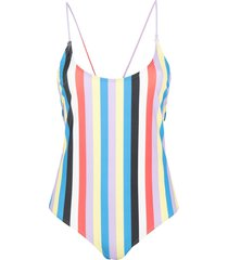 samsøe φ samsøe one-piece swimsuits