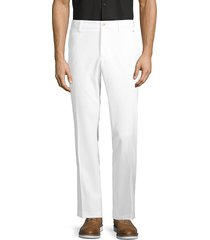 j.lindberg men's golf pants - white - size 30 34