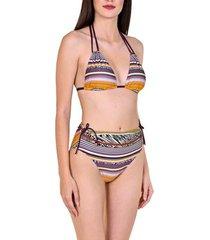 bikini lisca hoge taille zwempakkousen freetown