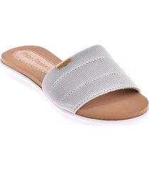 priceshoes sandalias confort dama 752rubielaplata