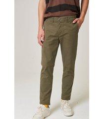 pantalón verde prototype brooklyn