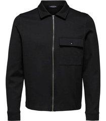 zip-fastening jacket