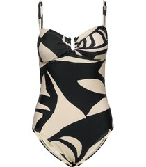 julia swimsuit baddräkt badkläder svart second female