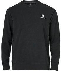 sweatshirt star chevron emb crew ft