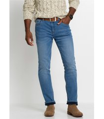 regular fit thermojeans, straight