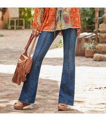 sundance catalog women's kelly coin pocket bootcut jeans in stella 32x33